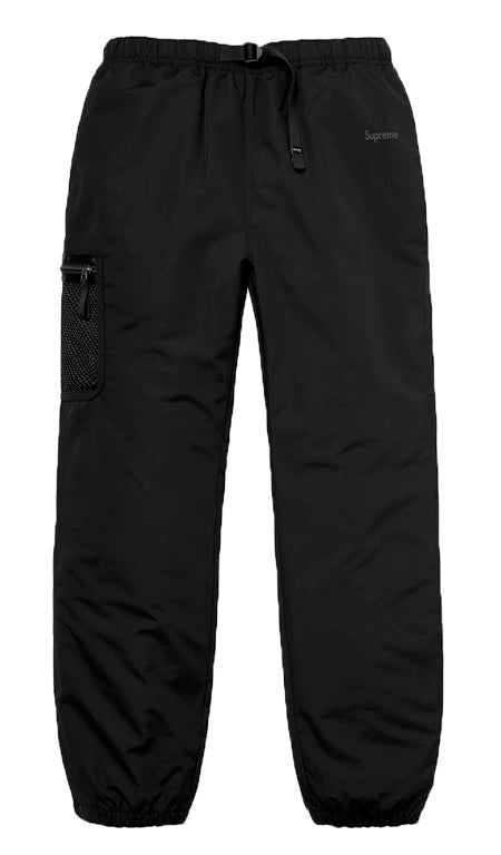 Supreme Nike Trail Running Pants- Black