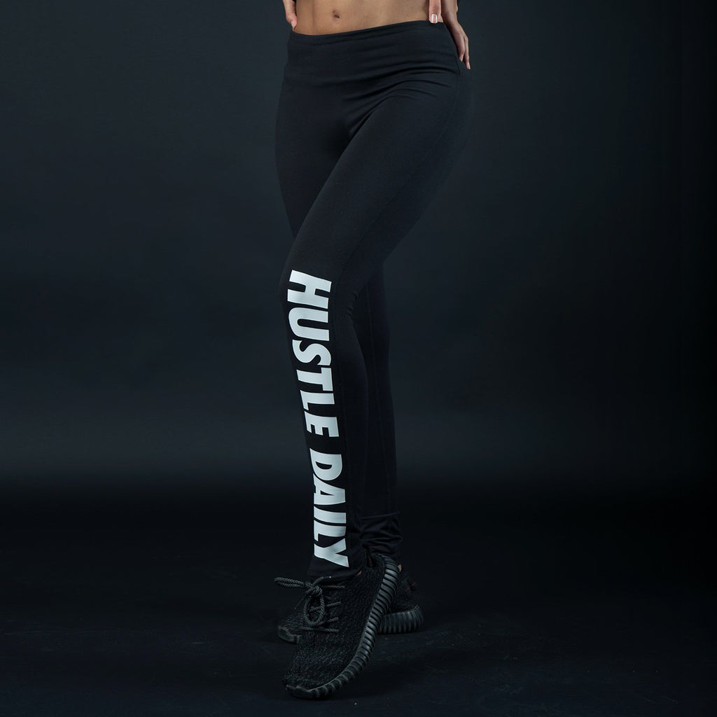 Hustle Daily Terry Leggings Light Weight