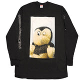Supreme Mike Kelley AhhYouth! L/S Tee- Black