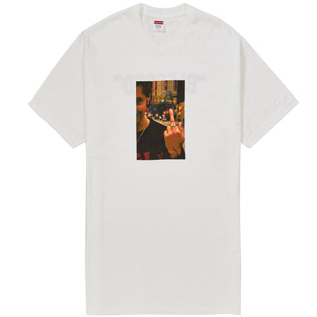 "Supreme ""Blessed"" Tee- White"