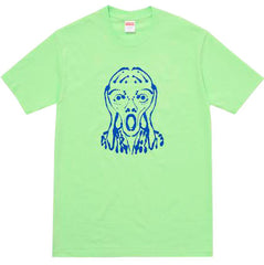 Supreme Scream Tee- Lime