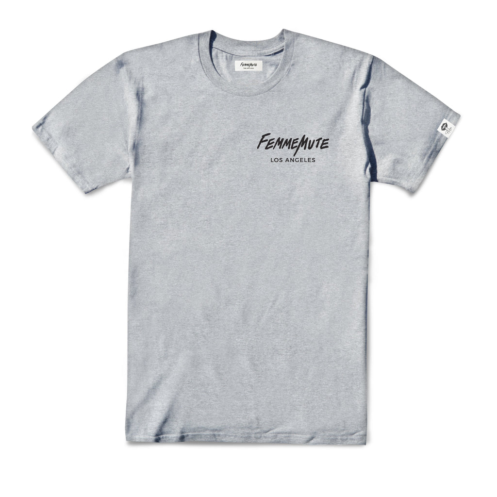FEMMEMUTE LOS ANGELES TEE