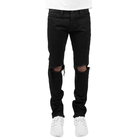 M1 Denim - Black