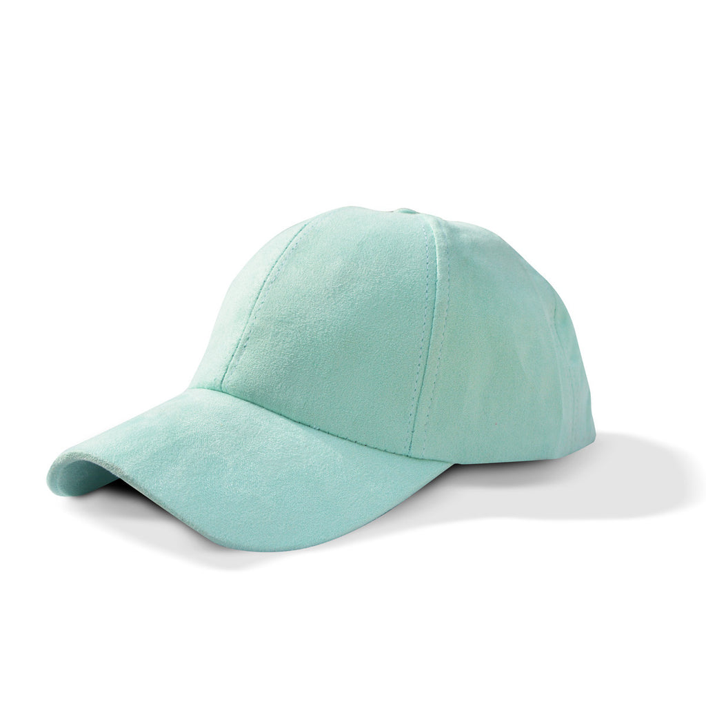 Mint Suede Hat
