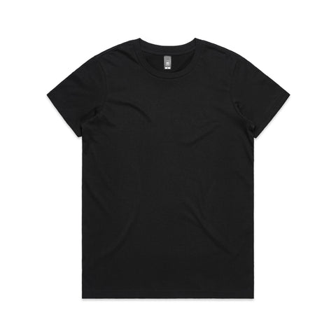 4001  Womens Maple Tee