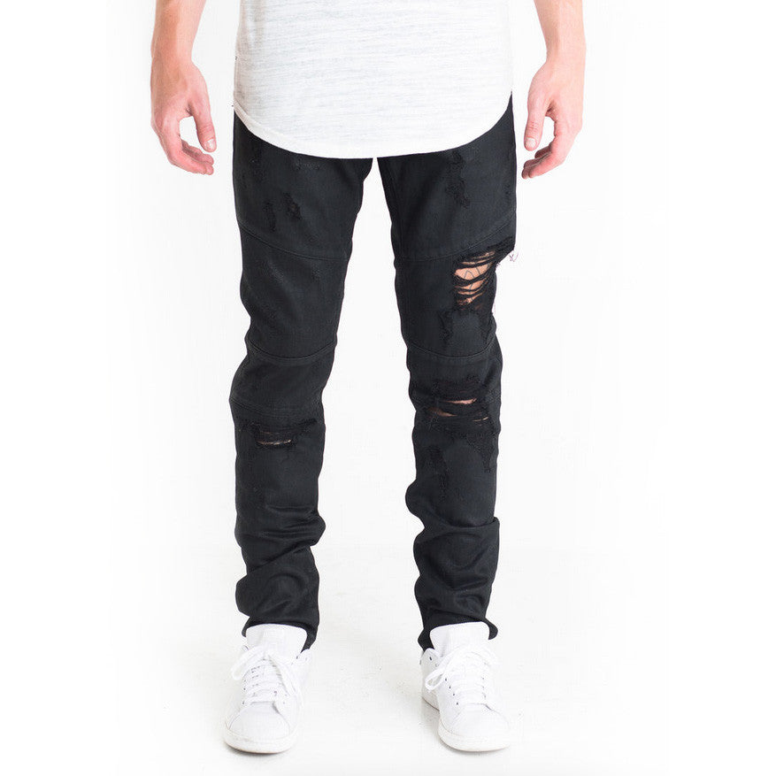 Montana Ripped Denim