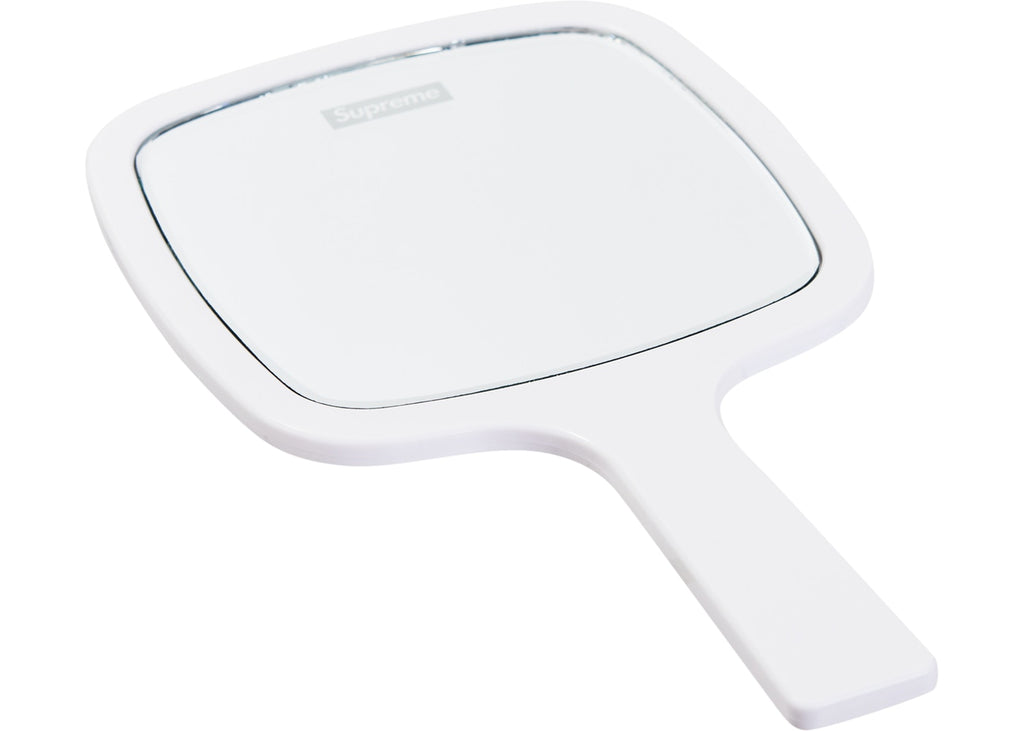 Supreme Hand Mirror White
