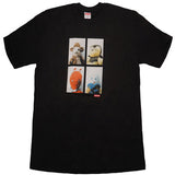 Supreme Mike Kelley AhhYouth! Tee- Black