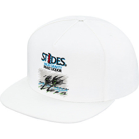 Supreme®/St. Ides® 5-Panel (WHITE)