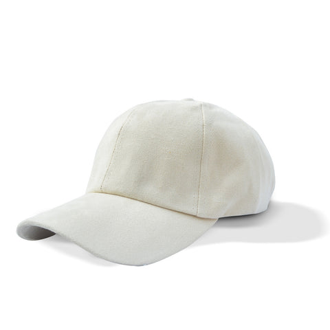 Natural Suede Hat