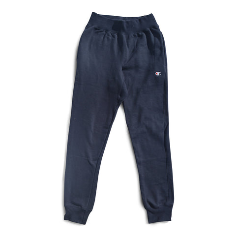 Champion Life™ Men's Reverse Weave® Trim Jogger (navy)