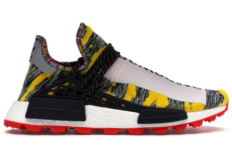 adidas NMD Hu Pharrell Solar Pack- Red 8.5