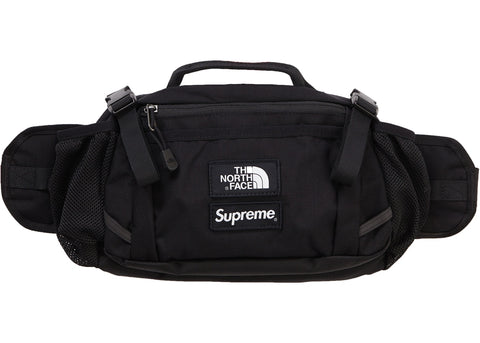 Supreme The North Face Expedition Waist Bag- Black