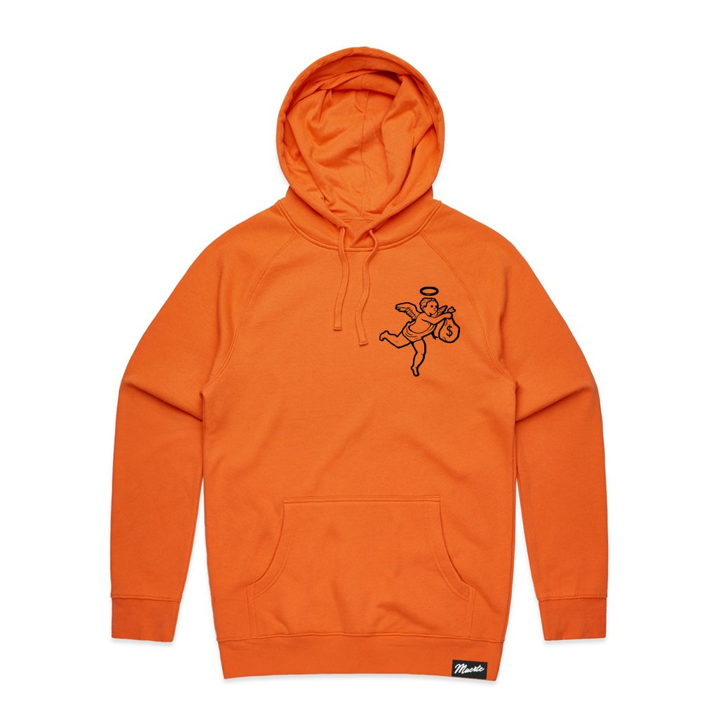1ND Orange Angel Hoodie