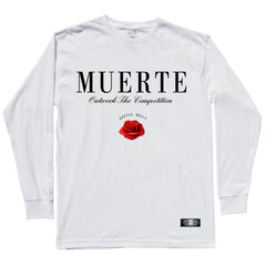 outwork rose LS white