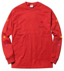 Supreme Been Hit L/S Tee- Red