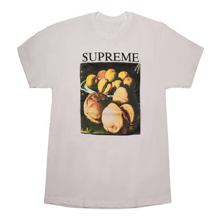 Supreme Still Life Tee- White