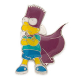 Simpsons x King Ice - The Bartman Enamel Pin