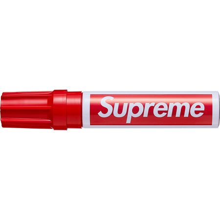 Supreme Pilot Marker- Red