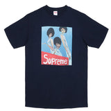 Supreme Group Tee- Navy