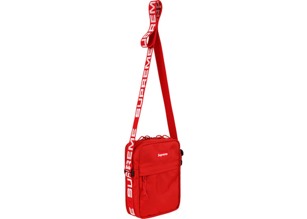 Supreme Shoulder Bag (SS18-) Red