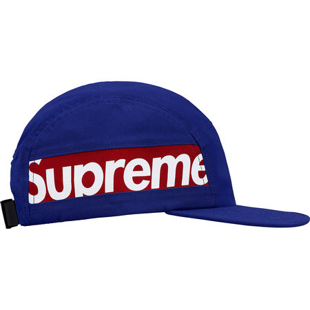 Supreme Side Panel Camp Cap- Royal