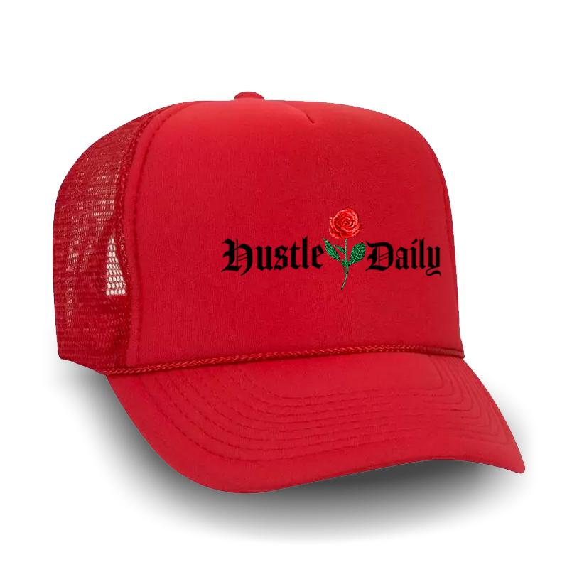 Newspaper Hustle Trucker Hat