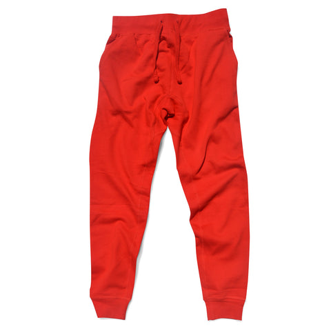 Fleece Joggers (RED)