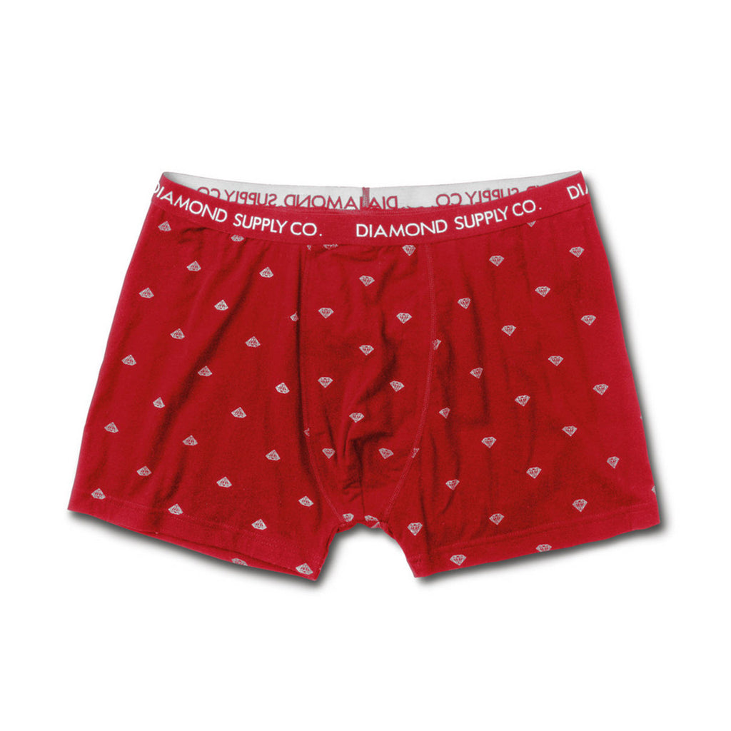 BRILLIANT BRIEFS Knit -Red