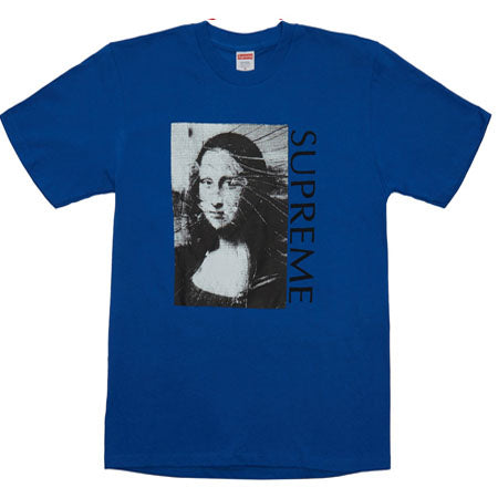 Supreme Mona Lisa Tee- Royal