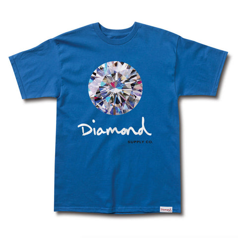 Brilliant Tee -Royal