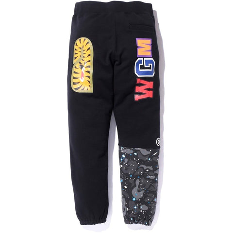 BAPE Space Camo Sweatpants