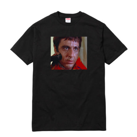Supreme Scarface Shower Tee