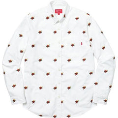 Supreme Sacred Hearts Oxford Shirt