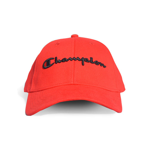 Champion Life™ Classic Twill Hat RED SCARLET