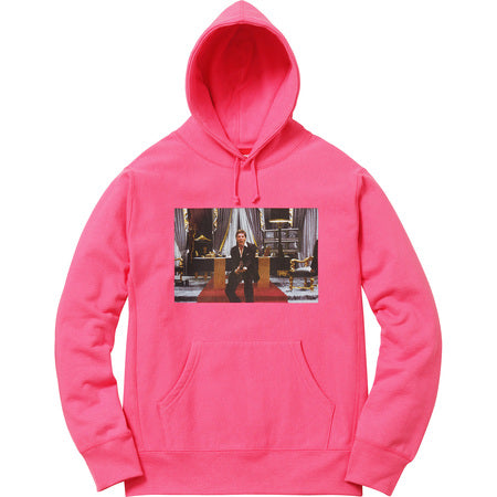 Supreme Scarface Friend Hoodie