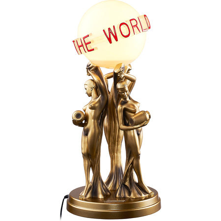 Supreme Scarface The World is Yours Lamp