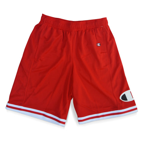 Champion Classic Americana Shorts Scarlet