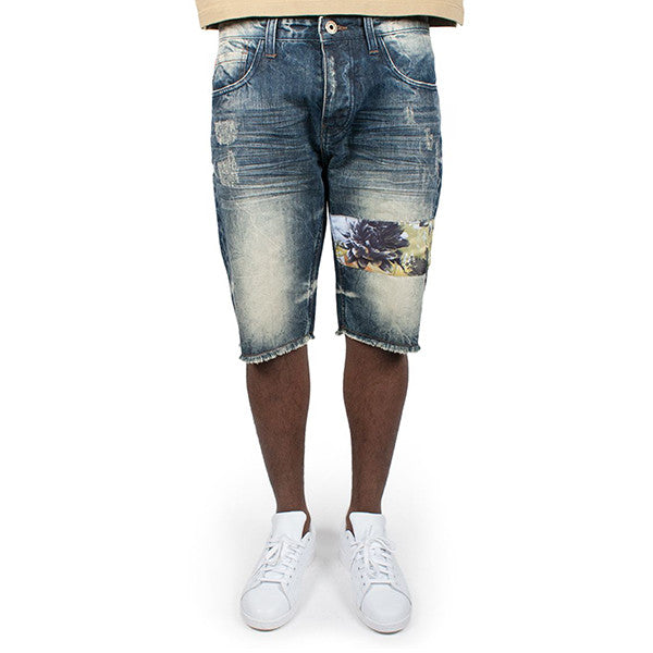 Safari Denim Short