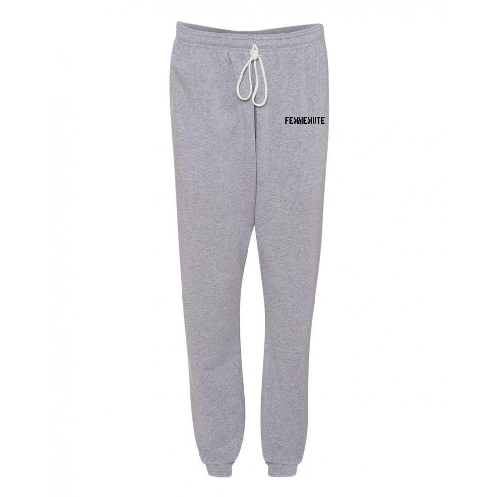 FEMMEMUTE ARMY SWEATPANTS