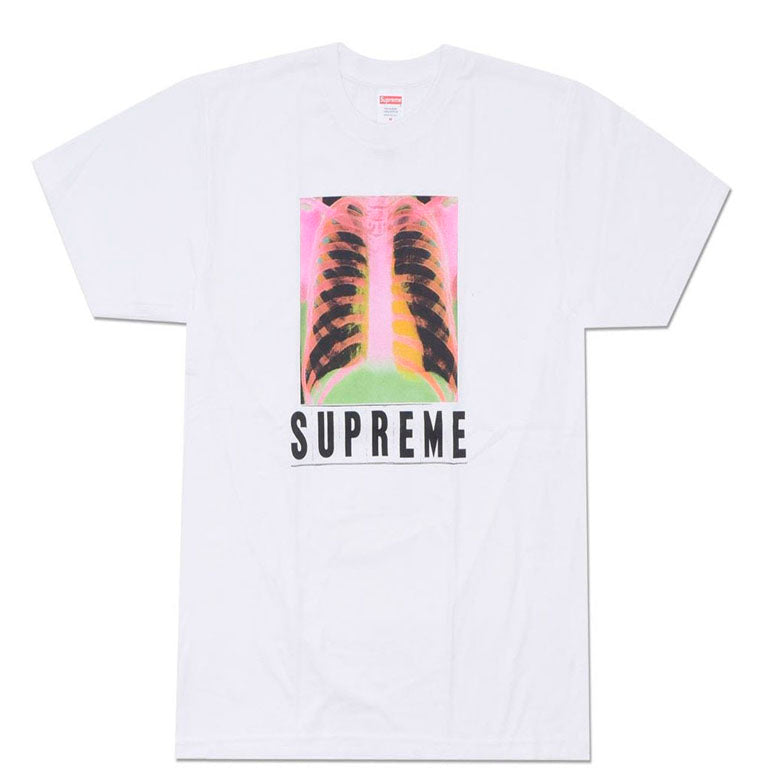 Supreme X Ray Tee- White
