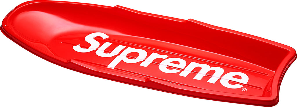 Supreme Sled- Red