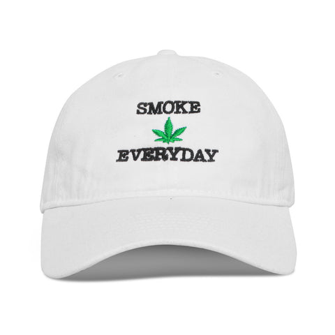 Smoke Weed Everyday (White)