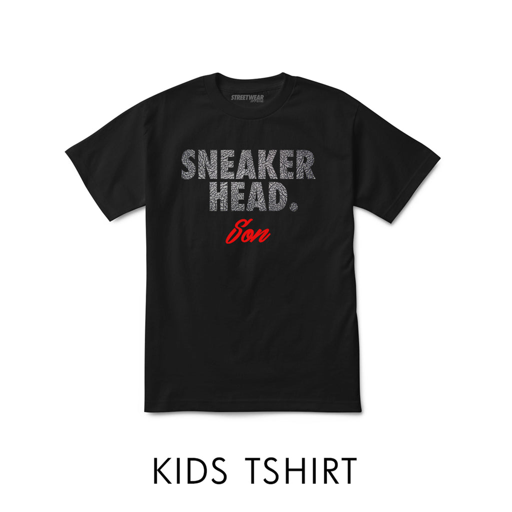 Sneaker Head Son - Kids