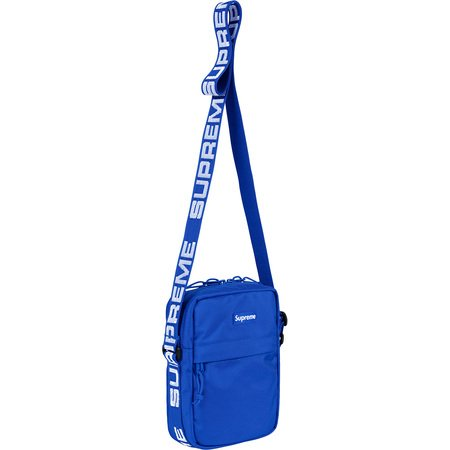 Supreme Shoulder Bag (SS18) - Royal