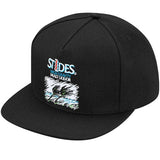 Supreme St Ides 5-Panel- Black