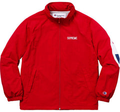 Supreme Champion Track Jacket- Dark Red