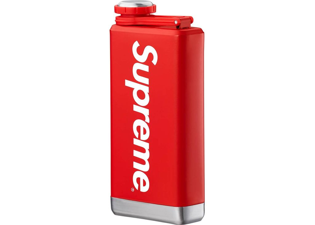 Supreme Stanley Adventure Flask- Red
