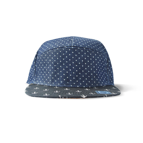 Stars and Anchors Snapback