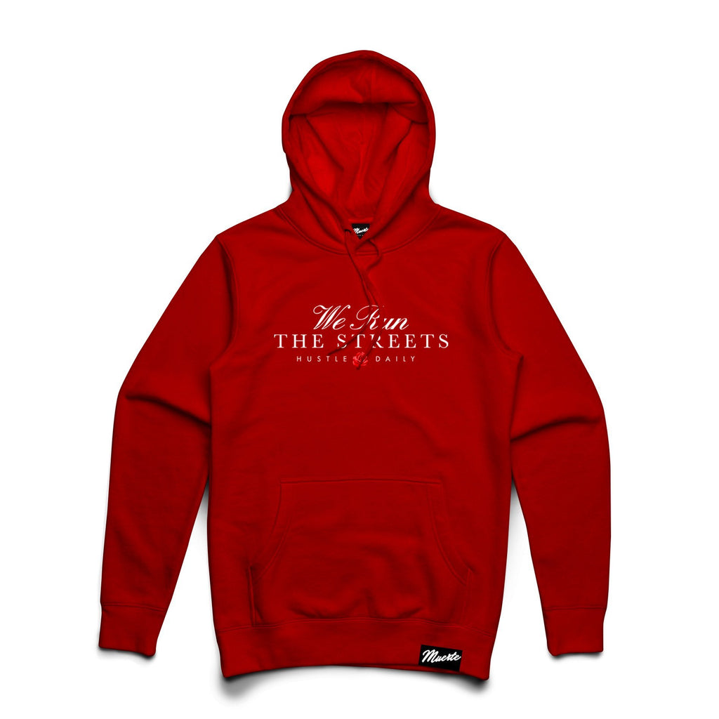 Statement Run The Streets Hoodie Big and Tall
